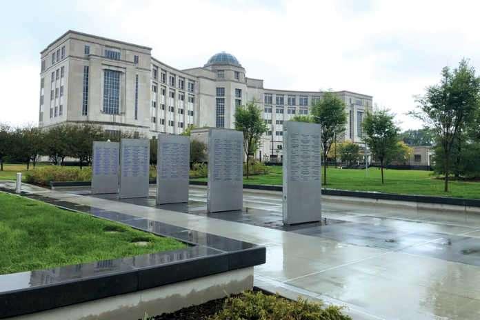 Michigan Law Enforcement Officers Memorial Monument