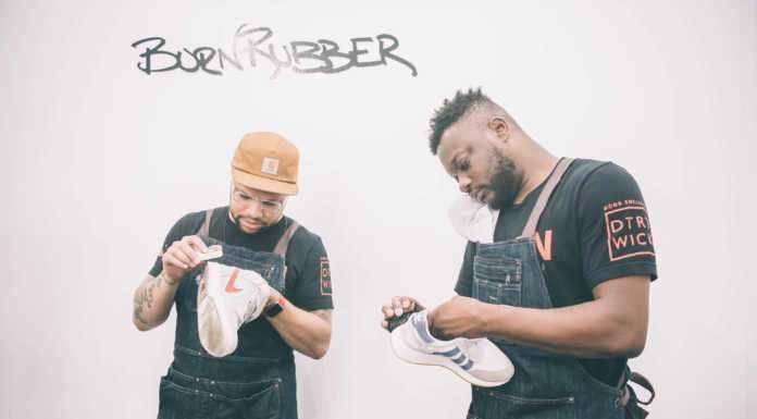 Clean Sneaker Care