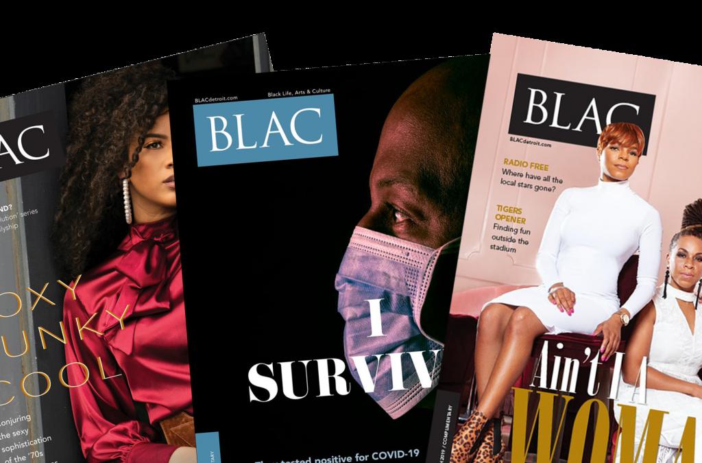 BLAC Magazine Issue