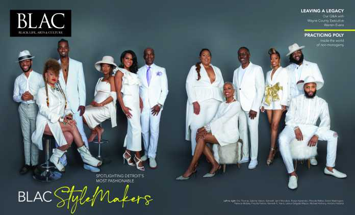 BLAC StyleMakers cover